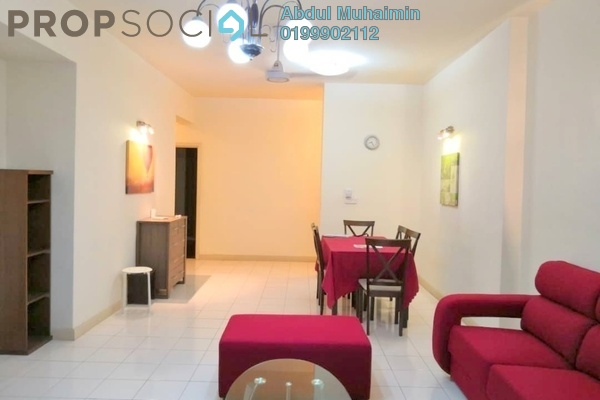 For Sale Condominium at Seri Maya, Setiawangsa Freehold Fully Furnished 3R/2B 675k