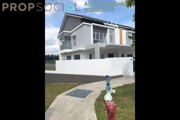 For Rent Terrace at Serene Heights, Bangi Freehold Unfurnished 4R/3B 2.5k