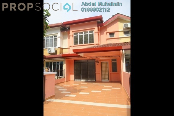 For Sale Terrace at Taman Ukay Bistari, Ukay Freehold Unfurnished 4R/3B 700k