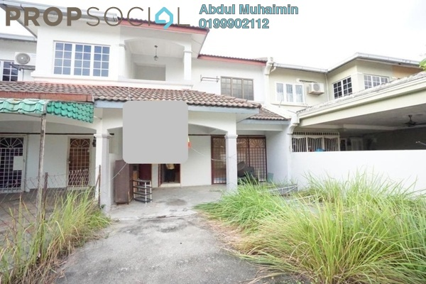 For Sale Terrace at Taman Bukit Indah, Ampang Freehold Semi Furnished 4R/3B 720k