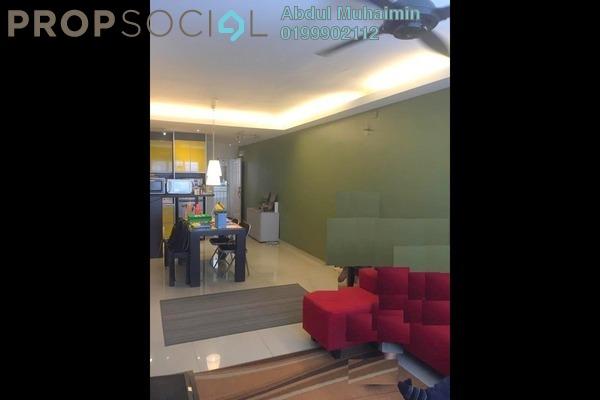 For Sale Apartment at The Lumayan, Bandar Sri Permaisuri Freehold Fully Furnished 3R/2B 358k