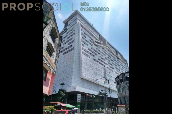 For Sale Shop at Kenanga Wholesale City, Pudu Freehold Unfurnished 0R/0B 984k