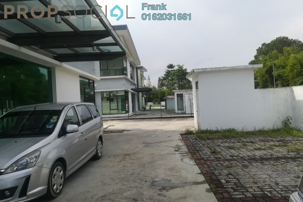 For Sale Factory at Setia Business Park, Johor Bahru Freehold Unfurnished 0R/0B 1.96m