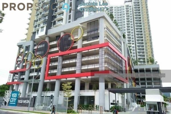 For Sale Condominium at You Vista @ You City, Batu 9 Cheras Freehold Semi Furnished 4R/3B 567k