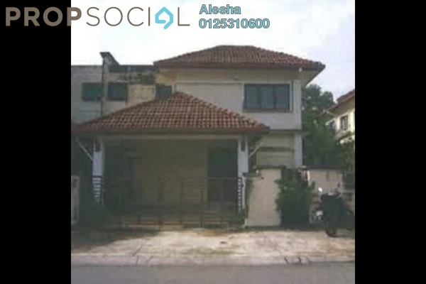 For Sale Semi-Detached at Section U9, Shah Alam Freehold Unfurnished 0R/0B 656k