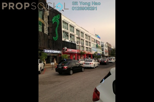 For Sale Shop at Puteri 1, Bandar Puteri Puchong Freehold Unfurnished 0R/0B 2.5m