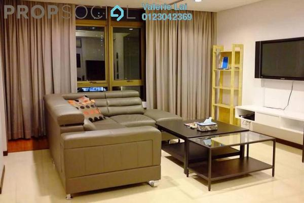 For Rent Serviced Residence at i-Zen Kiara II, Mont Kiara Freehold Fully Furnished 2R/2B 3.5k