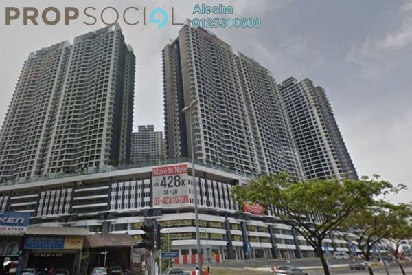 For Sale Serviced Residence at KL Traders Square, Kuala Lumpur Freehold Unfurnished 0R/0B 341k