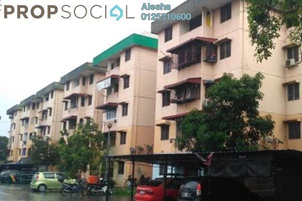 For Sale Apartment at Bandar Sultan Suleiman, Port Klang Freehold Unfurnished 0R/0B 75k