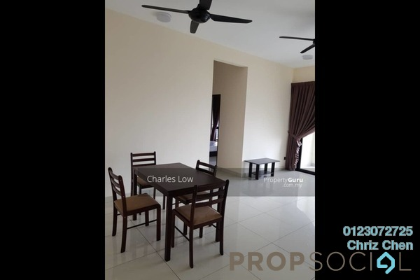 For Rent Condominium at J.dupion, Cheras Freehold Fully Furnished 3R/2B 3.4k