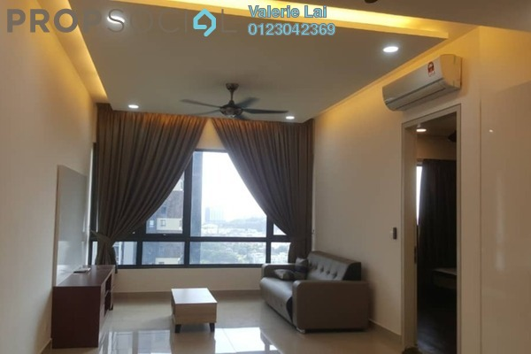 For Rent Condominium at Paloma Serviced Residences, Subang Jaya Freehold Fully Furnished 2R/2B 2.2k