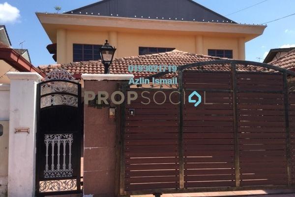 For Sale Bungalow at Ampang Jaya, Ampang Freehold Semi Furnished 5R/6B 2.4m