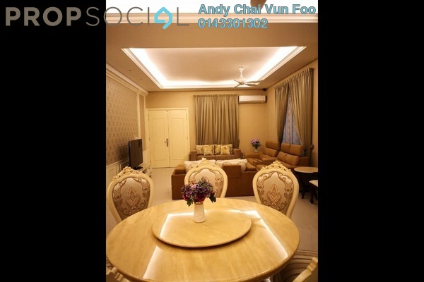 For Sale Semi-Detached at Setia Eco Park, Setia Alam Freehold Fully Furnished 5R/5B 2.48m