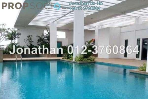 For Rent SoHo/Studio at Subang SoHo, Subang Jaya Freehold Fully Furnished 1R/1B 2k