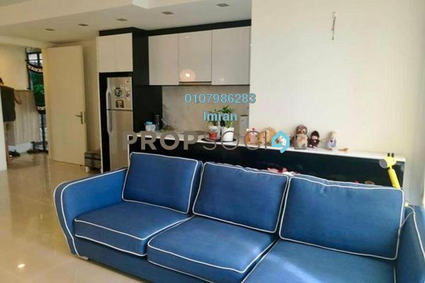 For Rent Serviced Residence at VERVE Suites, Mont Kiara Freehold Fully Furnished 2R/2B 3.7k