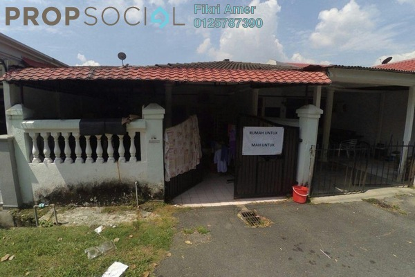 For Sale Terrace at Sungai Ramal, Kajang Freehold Unfurnished 4R/2B 360k