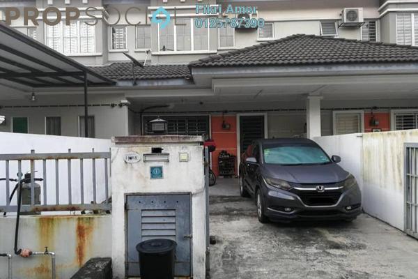 For Sale Terrace at Bandar Putera 2, Klang Leasehold Unfurnished 4R/3B 470k