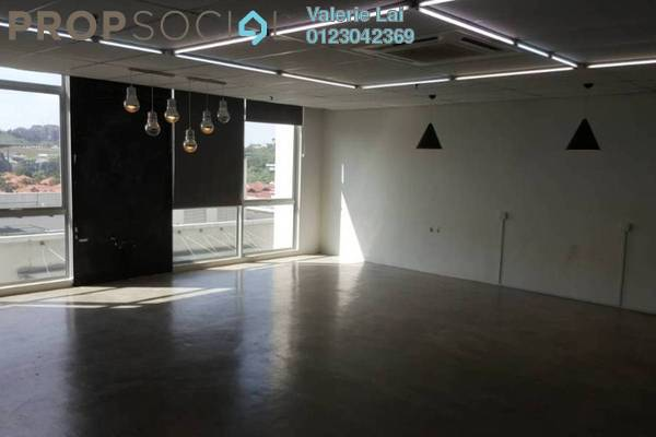 For Rent Office at Solaris Dutamas, Dutamas Freehold Semi Furnished 0R/0B 2.7k