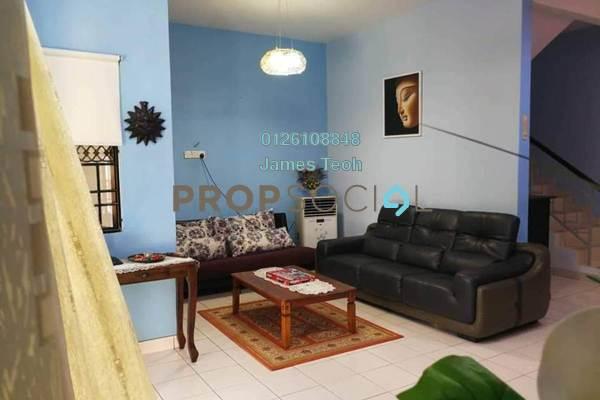 For Sale Terrace at Bandar Puteri Klang, Klang Freehold Semi Furnished 4R/3B 545k