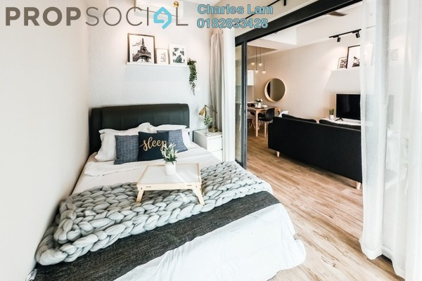 For Rent Serviced Residence at Pacific 63, Petaling Jaya Freehold Fully Furnished 1R/1B 1.97k