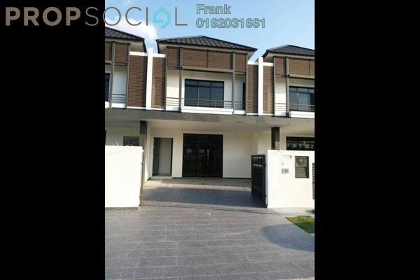 For Sale Terrace at Eco Botanic, Skudai Freehold Semi Furnished 4R/4B 885k