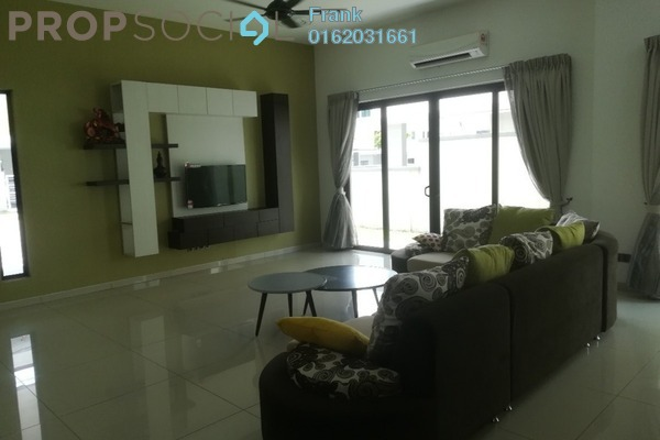 For Rent Semi-Detached at S2 Heights, Seremban 2 Freehold Fully Furnished 5R/5B 5.6k