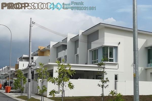 For Sale Terrace at Dextora, Bandar Sri Sendayan Freehold Unfurnished 4R/3B 489k
