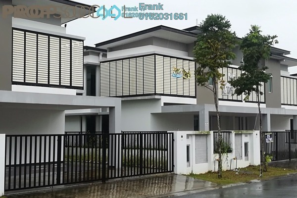 For Sale Semi-Detached at Nusa Idaman, Iskandar Puteri (Nusajaya) Freehold Unfurnished 5R/4B 1.08m
