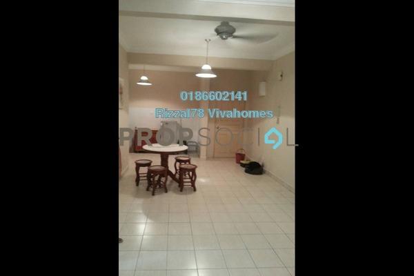 For Sale Apartment at D'Rimba, Kota Damansara Freehold Semi Furnished 3R/2B 470k