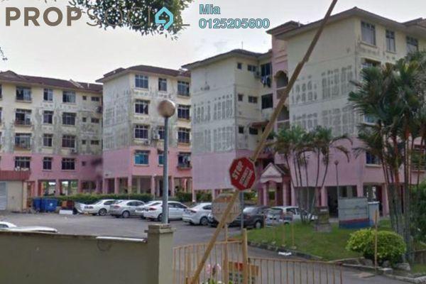 For Sale Apartment at Taman Kota Puteri, Masai Freehold Unfurnished 0R/0B 72.9k