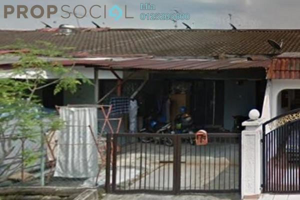 For Sale Terrace at Taman Permata, Wangsa Maju Freehold Unfurnished 0R/0B 520k