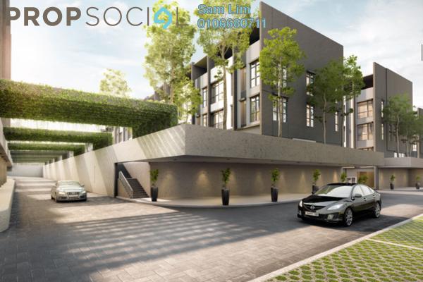 For Sale Duplex at Kinrara Mas, Bukit Jalil Freehold Fully Furnished 6R/6B 1.09m