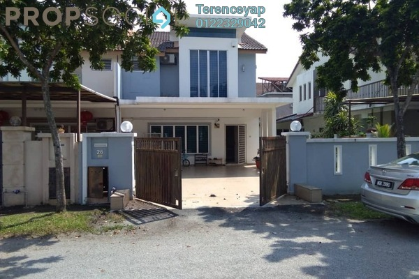 For Sale Terrace at PP 5, Taman Putra Prima Freehold Fully Furnished 5R/4B 859k