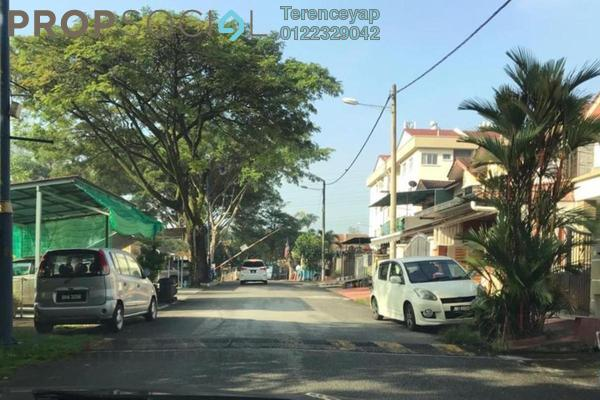 For Sale Terrace at Kampung Desa Aman, Sungai Buloh Freehold Semi Furnished 5R/4B 688k