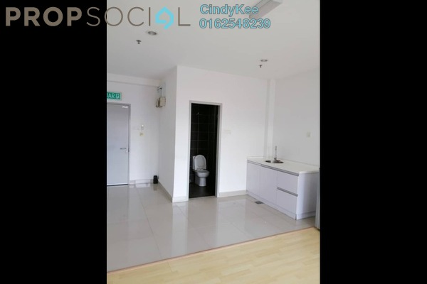 For Rent SoHo/Studio at PJ5 SOHO, Kelana Jaya Freehold Semi Furnished 1R/1B 1.1k