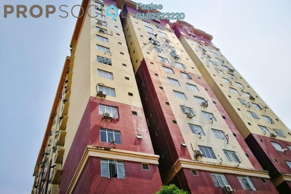 For Sale Apartment at Mentari Court 2, Bandar Sunway Freehold Unfurnished 3R/2B 255k