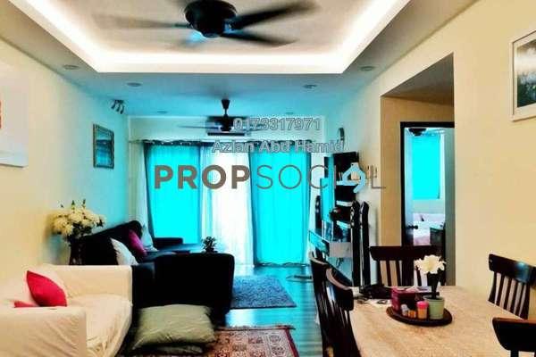 For Sale Condominium at Amara, Batu Caves Freehold Semi Furnished 3R/2B 400k