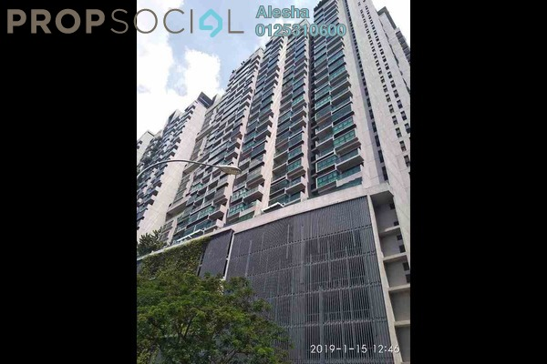 For Sale Serviced Residence at The Leafz, Sungai Besi Freehold Unfurnished 0R/0B 450k