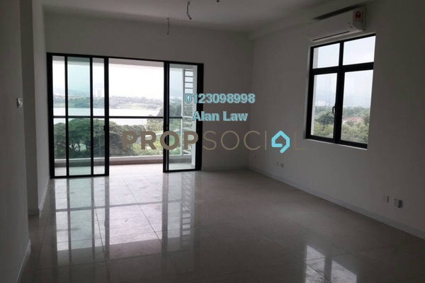 For Sale Serviced Residence at Fortune Perdana Lakeside, Kepong Freehold Unfurnished 3R/2B 600k