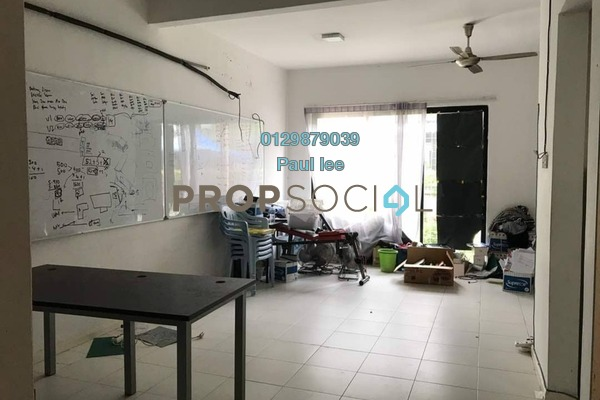 For Sale Terrace at Lake Edge, Puchong Freehold Semi Furnished 5R/5B 950k