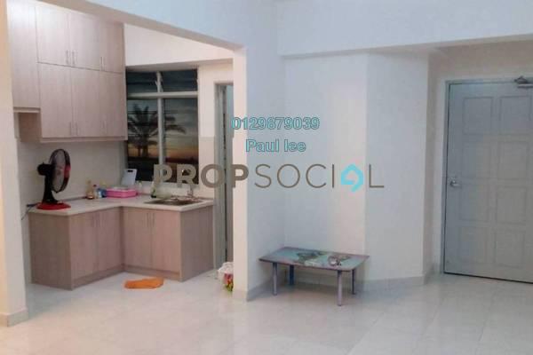 For Rent Condominium at Main Place Residence, UEP Subang Jaya Freehold Semi Furnished 2R/1B 1.1k