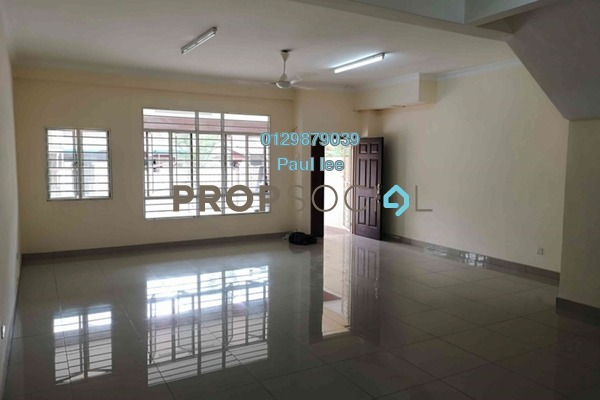For Sale Terrace at Aster, Bandar Puchong Utama Freehold Semi Furnished 4R/3B 760k