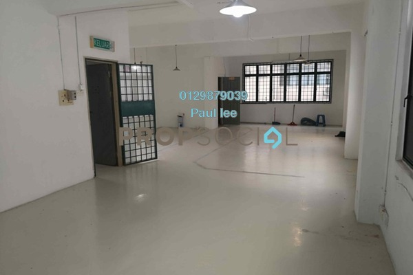 For Rent Shop at USJ 9, UEP Subang Jaya Freehold Semi Furnished 1R/2B 1.7k