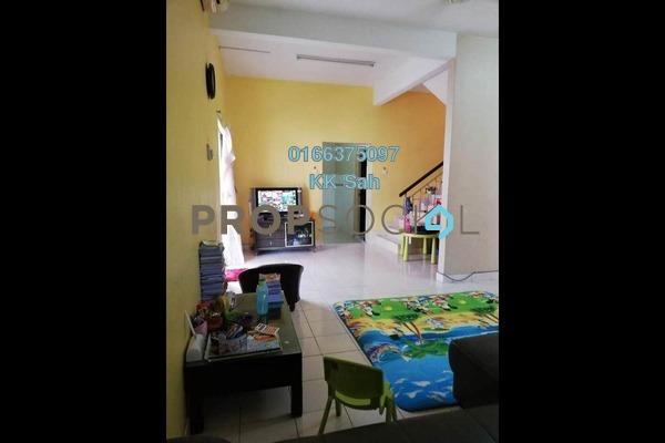For Sale Terrace at Bandar Puteri Klang, Klang Freehold Semi Furnished 4R/3B 650k