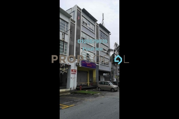 For Sale Shop at 1 Puchong Business Park, Bandar Puchong Jaya Freehold Semi Furnished 6R/8B 2.4m
