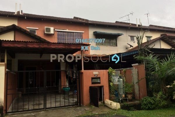 For Sale Link at Taman Kota Pendamar, Port Klang Freehold Semi Furnished 4R/3B 369k