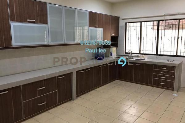 For Sale Terrace at Bandar Nusaputra, Puchong Freehold Semi Furnished 4R/3B 630k