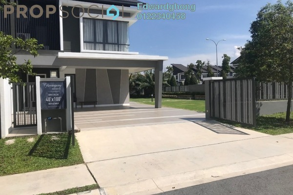 For Sale Semi-Detached at Hemingway Residences @ North Haven Coalfields, Sungai Buloh Freehold Unfurnished 4R/5B 1.15m