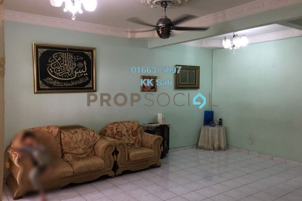 For Sale Link at Section 3, Bandar Mahkota Cheras Freehold Semi Furnished 4R/3B 488k