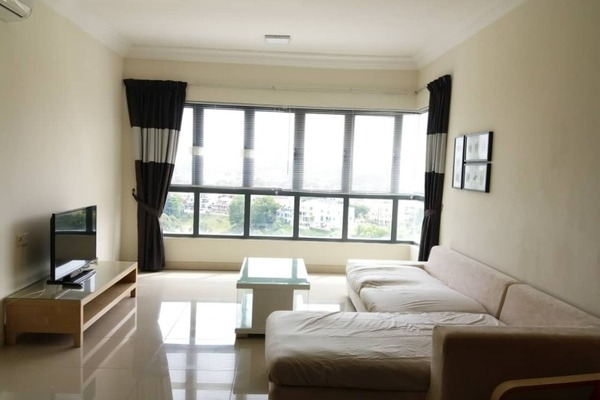 For Rent Condominium at Covillea, Bukit Jalil Freehold Fully Furnished 3R/3B 3.3k